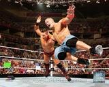 John Cena 2011 Action Photo