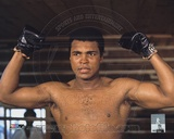 Muhammad Ali Posed (26) Photographie