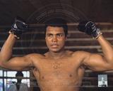 Muhammad Ali Posed (26) Photo