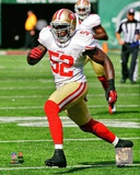 Patrick Willis 2012 Action Photo