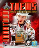 Jonathan Toews - 2010 Stanley Cup Conn Smythe Portriat Plus (57) Photo