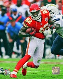 Dwayne Bowe 2012 Action Photo