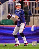 Tom Brady 2012 Action Photo