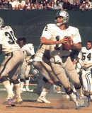 Ken Stabler - Action Photo
