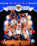 New York Knicks 2012-13 Team Composite Photo