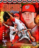 Stephen Strasburg Portrait Plus Photo
