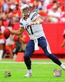Philip Rivers 2012 Action Photo
