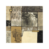 Classical Ruins II Giclee Print by Connie Tunick