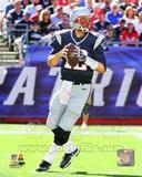 NFL Tom Brady 2012 Action Photo