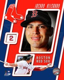 2011 Jacoby Ellsbury Studio Plus Photo