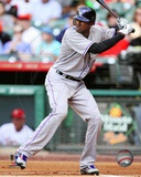 Dexter Fowler 2012 Action Photo
