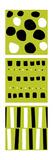 Totem Green 2006 Serigraph