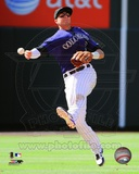 Troy Tulowitzki 2012 Action Photo