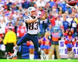 Wes Welker 2012 Action Photo