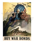 Buy War Bonds World War Two Photo