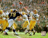 Bart Starr 1962 Action Photo