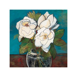 Crystal Magnolias Giclee Print by Tunick Connie