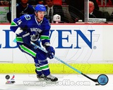 Alex Burrows 2011-12 Action Photo