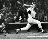 Reggie Jackson - Batting Action ('77 World Series) Photo