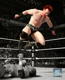 Sheamus 2010 Spotlight Action Photo
