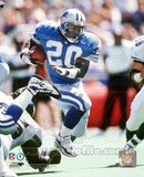 Barry Sanders - 1996 Action Photo