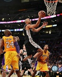 Tony Parker 2012-13 Action Photo