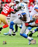 Calvin Johnson 2012 Action Photo
