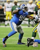 Nick Fairley 2012 Action Photo