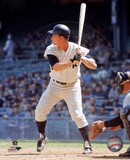 Roger Maris - Batting Action Photo