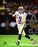Drew Brees 2012 Action Photo