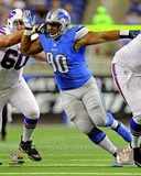 Ndamukong Suh 2012 Action Photo
