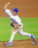 Zack Greinke 2013 Action Photo