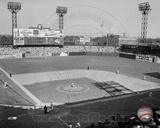 MLB Sportsmans Park - (St. Louis) Sepia Photo