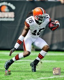 Josh Cribbs 2012 Action Photo