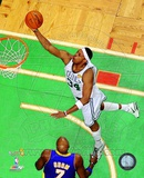 Paul Pierce Game Four of the 2010 NBA Finals Action (10) Photo