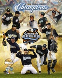 2003 - Marlins Champions Composite P.F. Gold LE Photo