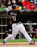 Carlos Quentin 2011 Action Photo