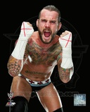 CM Punk 2012 Posed Photo