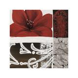 Flora I Giclee Print by Jasmin Zara Copley