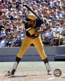MLB Willie Stargell - Batting Action Photo
