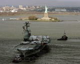 Historical USS Intrepid 2006 Photo