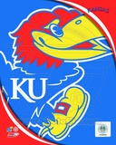 University of Kansas Jayhawks Team Logo Photo