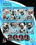 2009 Carolina Panthers Team Composite Photo