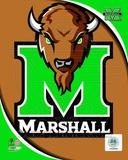 Marshall University Thundering Herd Team Logo Photo