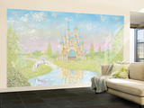Princess Large Huge Mural Art Print Poster Wall Mural