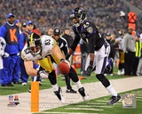 NFL Heath Miller 2012 Action Photo