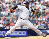 CC Sabathia 2013 Action Photo
