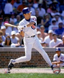 Ryne Sandberg - 1996 Batting Action Photo