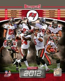 Tampa Bay Buccaneers 2012 Team Composite Photo