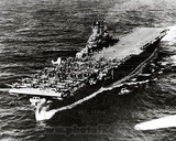 USS Intrepid 1945 Photo